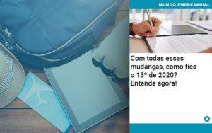 Ferias E 13 Especialistas Explicam O Calculo Em 2020 - Abertura Web