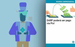 Darf Poderá Ser Pago Via Pix - Abertura Web